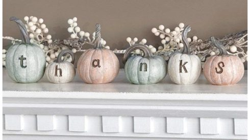 amazon thanks pumpkins